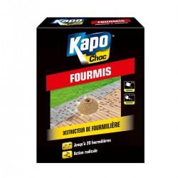 GRANULES DESTRUCTEUR DE FOURMILIERE 400G KAPO