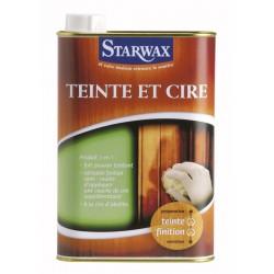 TEINTE & CIRE LIQUIDE CHENE CLAIR 500ML STARWAX