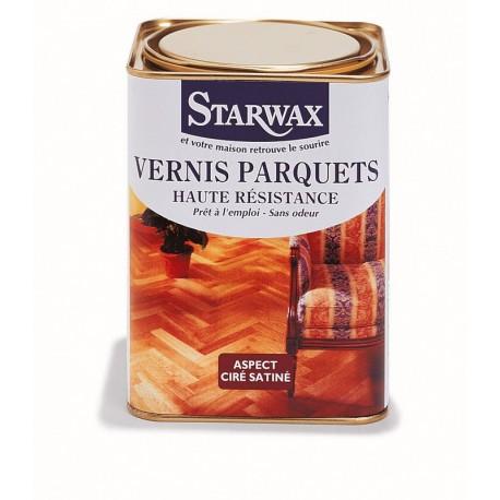 VERNIS PARQUET CIRE SATINE 2,5 L STARWAX