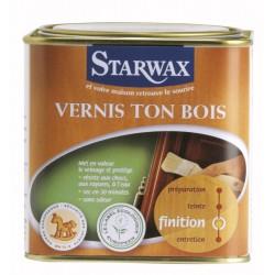 VERNIS TON BOIS incolore mat 500 ML STARWAX