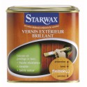 VERNIS EXTERIEUR / INTEMPERIES INCOLORE BRILLANT 2,5 L STARWAX