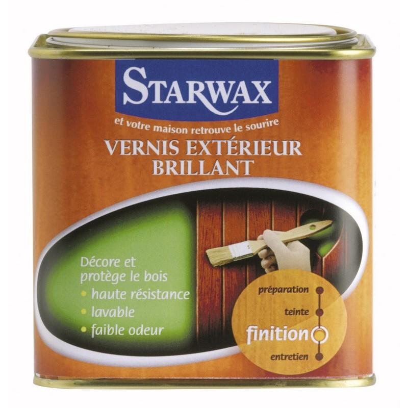 Droguerie lafanechere vente en ligne vernis exterieur intemperies incolore brillant 2 5 l - Vernis pour bois exterieur ...
