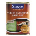 VERNIS EXTERIEUR ET INTEMPERIES INCOLORE BRILLANT 1 L STARWAX
