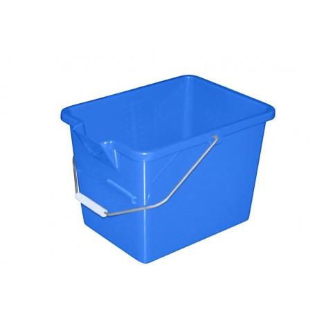 Vente seau plastique rectangulaire