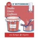 50 couvre confitures HUTCHINSON