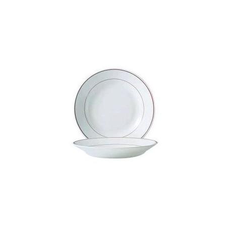 Assiette creuse 'restaurant bordeaux' ARCOROC