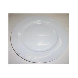 Assiette plate 'blanc' 27 cm