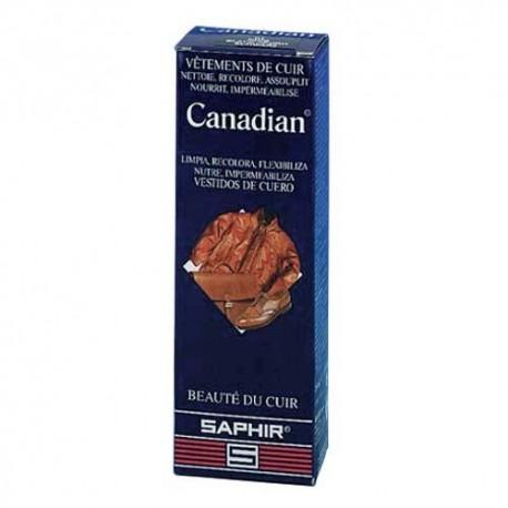 CIRAGE CANADIAN AVEL SAPHIR TUBE 75ML BLANC
