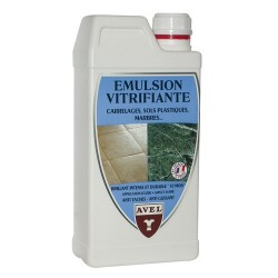 EMULSION VITRIFIANTE SOLS PLASTIQUES / CARRELAGE AVEL INCOLORE 1L