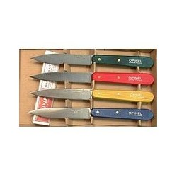 Coffret couteaux 'office' N°112 OPINEL