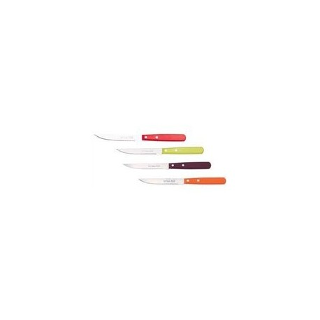 Couteaux à steak 11 cm 'color' NOGENT 3 ETOILES