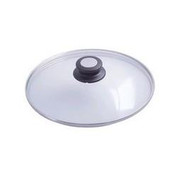 Couvercle en verre  24 cm DE BUYER