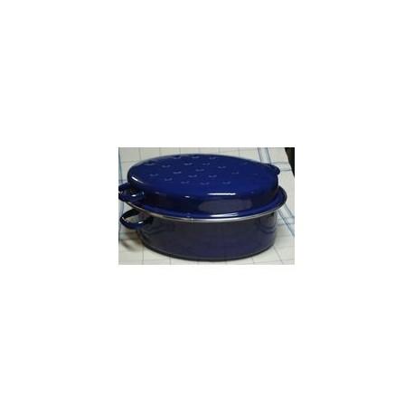 Daubière 42 cm bleue BEKA