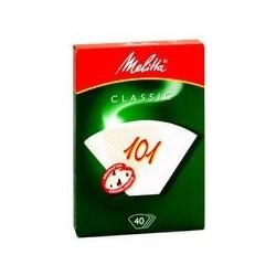 Filtre à café 'classic' N°101 MELITTA