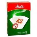 Filtre à café 'classic' N°102 MELITTA