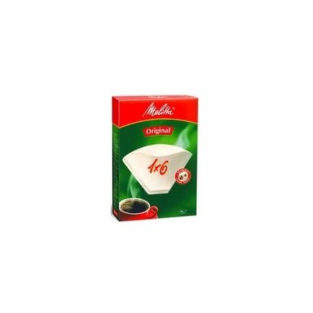 Filtre à café 'original' 1 x 6 MELITTA
