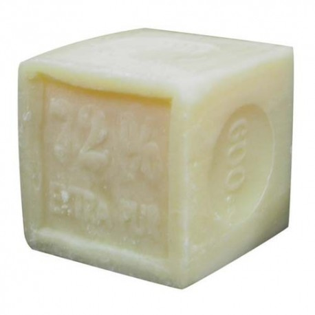 VERITABLE SAVON DE MARSEILLE 72%  600G