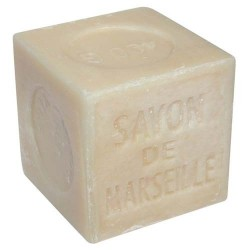 VERITABLE SAVON DE MARSEILLE 72% 400G