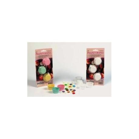 Lot de 150 caissettes à minis cupcakes PATISSE