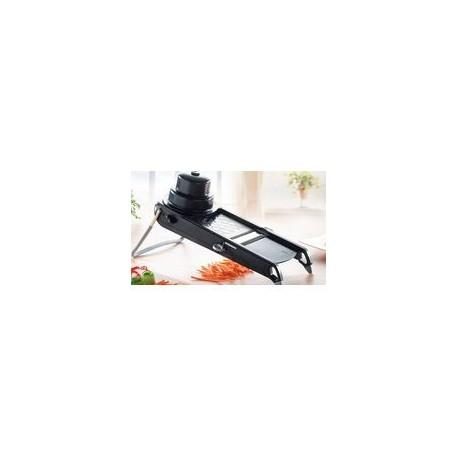 Mandoline 'swing' noir DE BUYER
