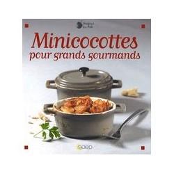 Minicocottes pour grands gourmands Éditions SAEP