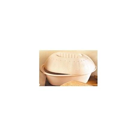 Moule à poulet 35x23 cm DIGOIN CERAMIQUES