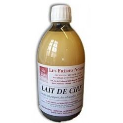 LAIT DE CIRE 500 ml des Frères NORDIN
