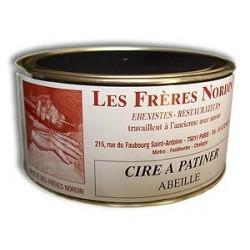 CIRE A PATINER ABEILLE 500 ml des Frères NORDIN
