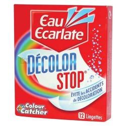 EAU ECARLATE DECOLOR STOP 12 FEUILLES