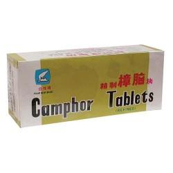 CAMPHRE EN TABLETTES PAQUET 250GR