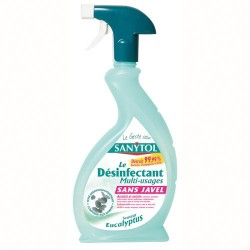 DESINFECTANT MULTI USAGES SANYTOL 500ML