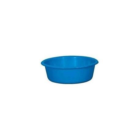 Cuvette ronde 2,5 L bleu ALUMINIUM ET PLASTIQUE