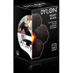 DYLON TEINTURE GRAND TEINT MACHINE NOIR