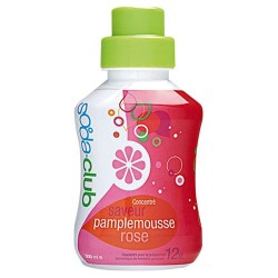 SIROP CONCENTRE 500ML PAMPLEMOUSSE