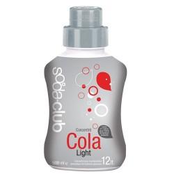 SIROP CONCENTRE 500ML COLA LIGHT SODA