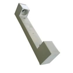 Applique simple b5200 0651 s/lampe