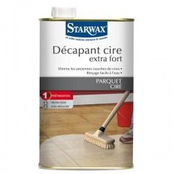 DECAPANT CIRE EXTRA-FORT BOIS 1 L STARWAX