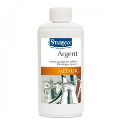 NETTOYANT SPECIAL ARGENT 250ML STARWAX