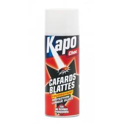 AEROSOL BLACK BLATTES / CAFARDS  400ML KAPO