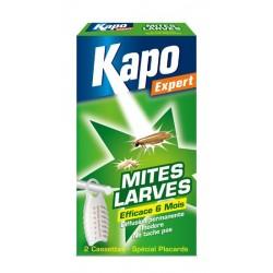 CASSETTE MITES ET LARVES   BI-CASSETTE KAPO