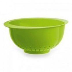 Passoire d. 24 cm vert ALUMINIUM ET PLASTIQUE