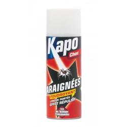 AEROSOL BLACK ARAIGNEES 400 ML KAPO