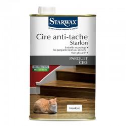 CIRE STARLON LIQUIDE BOIS FONCE 1 L STARWAX