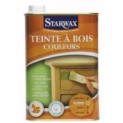 TEINTURE BOIS COULEUR BLANC 500ML STARWAX