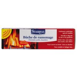 BUCHE DE RAMONAGE STARWAX