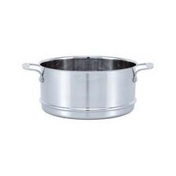 Elément cuit-vapeur 'chef'   24 cm BEKA