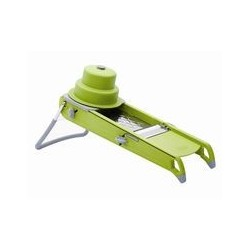 Mandoline 'swing' vert DE BUYER
