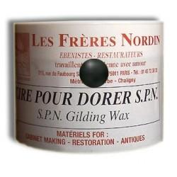 CIRE NOIRE SP LAQUE ET FERRONERIE 35 ml des Frères NORDIN